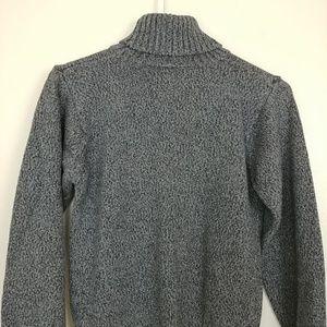 Columbia Sweaters - Columbia Cotton Turtle Neck Sweater Gray S #QQ32